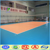 Excellent Quality Lychee Pattern PVC Sports Flooring for Indoor volleyball Court Used