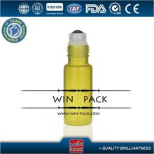 New promotional 5ml glass refillable Glass Roll on Bottle