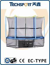 Trampoline Safety Net Enclosure Ladder Rain Cover Shoe Bag For Kids Adult