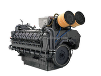 Deutz MWM TBD620-V12 Main Propulsion Marine Diesel Engine