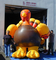nice TURKEY inflatable advertising,Inflatable replicas,Inflatable Models