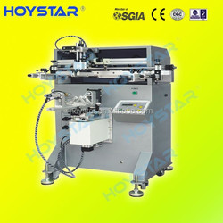 semi automatic screen printing machine for cosmetic bottle