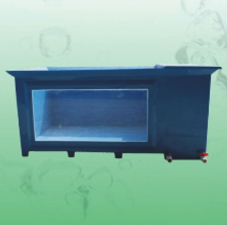 China Manufacturer Wholesale Aquarium Koi Pond Frp Fiberglass Fish Tank With Viewing Window And