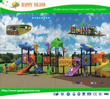 American children playground Backyard Wooden Playsets Kid Outdoor Playground