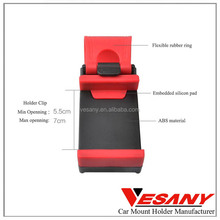 Veasany Provide Free Sample Adjustable Of Silicone Steering Wheel Car Phone Holder