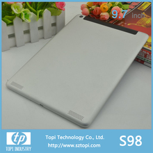 9.7 inch Android Tablet PC with Quad core Camera 5.0 MP Tablet PC and IPS capacitive 6000 mAh Tablet PC