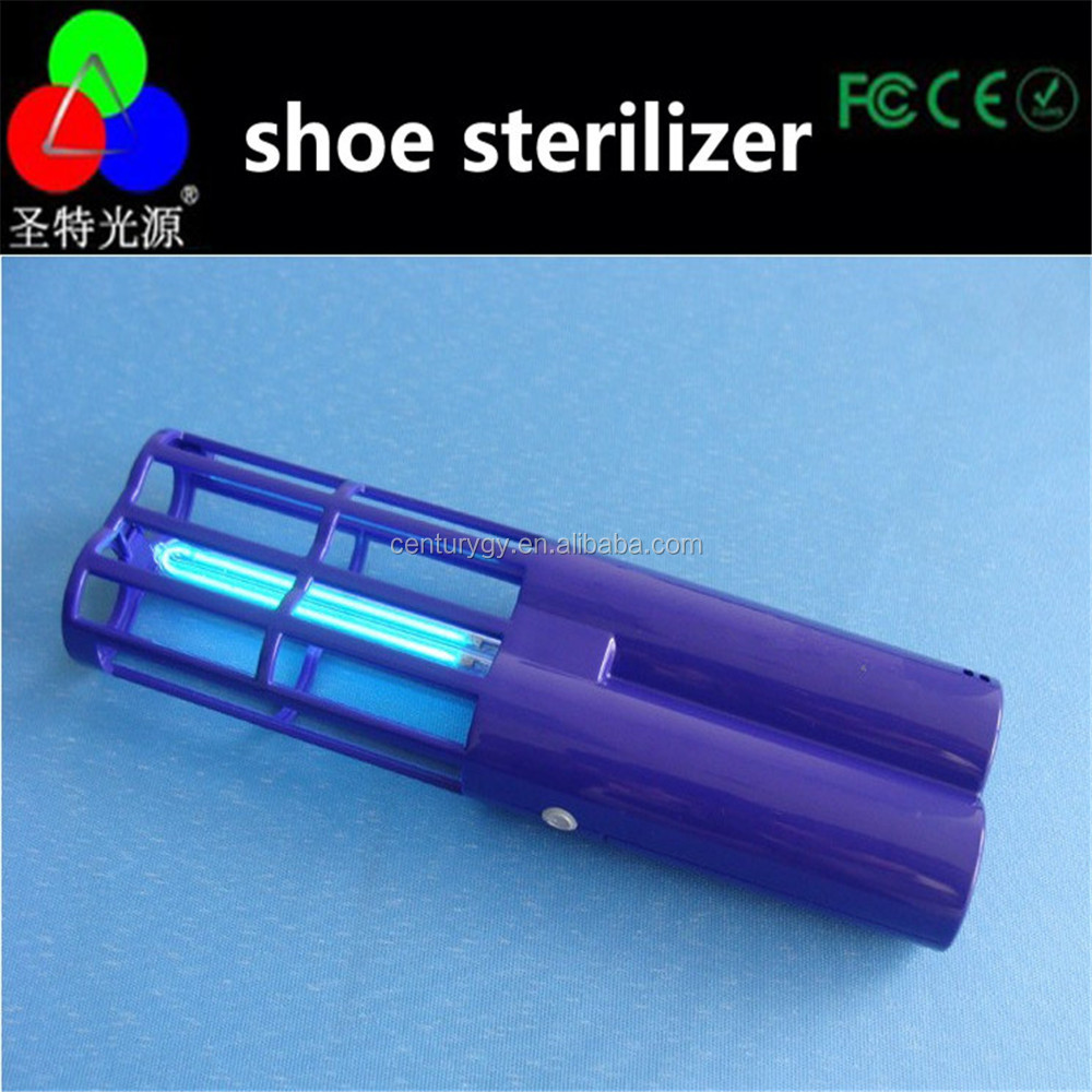 DC 신발 살균기 캐비닛 자외선 램프 253.7nm 오존 제거 냄새 죽일 99 ...