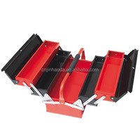 roller steel new design tool box two colors powder coating
