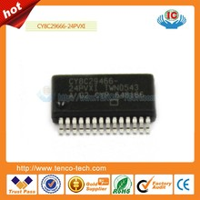 Integrated circuits & IC parts CY8C29666-24PVXI