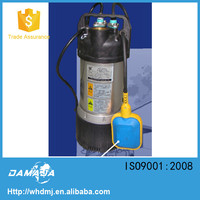 Competitive price Submersible water pump, deep well stainless steel electric centrifugal submersible pump