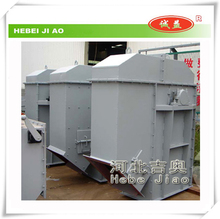 China N-TGD type steel wire rubber belt bucket elevator grain conveying