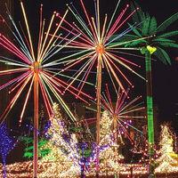 2015 good price waterproof high quality led firework light IP65 led tree light