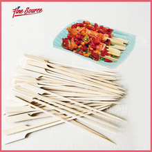 7cm-30cm Good Quality Wholesale Disposable Grill Flat Bamboo Sticks For Sale