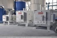 Vacuum condition industrial heating oven