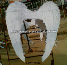 assorted colors costume feather angel wings LZWHY1302