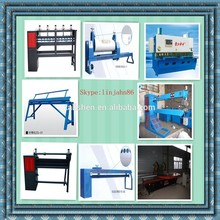 Solar water heater production equipment