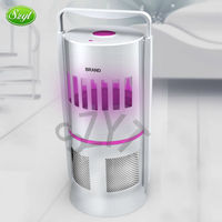 Electric mosquito repeller mosquito killer LED UV lamp