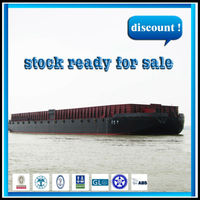 Deck Barge and Hopper Barge cargo ship for sale