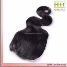 Wholesale Brazilian virgin remy lace Top hair closure piece