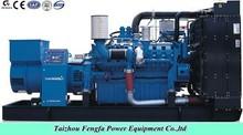 2000kva 50hz containerized & soundproof type generator price