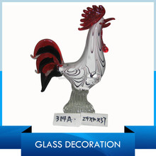 Americans branded animal glass home decor