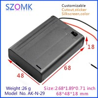 Hot selling GPS tracker enclosures housing for electronics pcb design