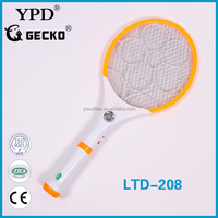HIGH QUALITY BIG SIZE WITH TORCH RECHARGEABLE ELECTRIC MOSQUITO SWATTER LTD-208