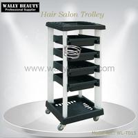 Hair salon supplies rolling cart direct manufacturer
