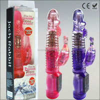 Top Level New Arrival Rabbit vibrator Sex Toys Vibrant Massager