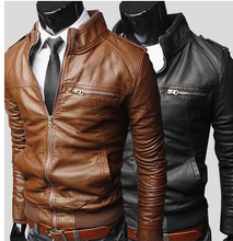 2015 Hot Selling OEM Life Jacke With Wholesale Leather Jacket For Men
