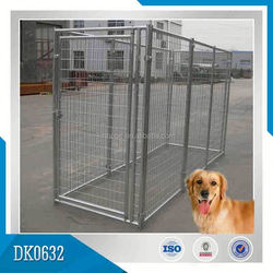 Made In China Outdoor Galvanized Unique Dog Kennels