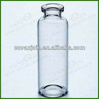 30ml Low Boron Silicon Injection Glass Vial
