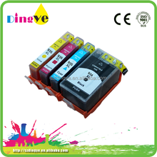 Factory wholesale compatible ink cartridge for hp 934 935