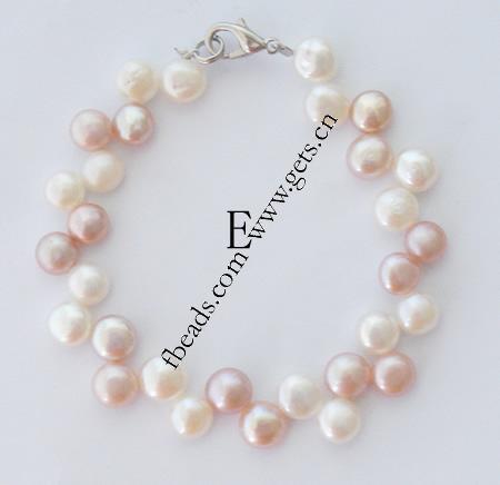 Watch With Pearl Bracelet Band Pearl Bracelet Wrist Watch
