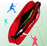 2015 New Design Multifuctional Custom Made Sports Badminton Racket Bag