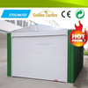 Multifunctional hot sale galvanized colorboards steel carport canopy for car storage
