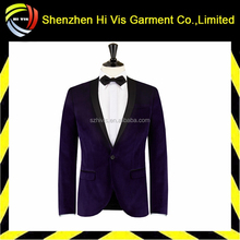 high quality fashionable wedding suit for men