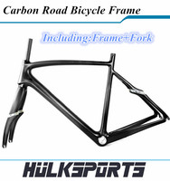 giant xtc lauf Toray T700 carbon road bike frame with 28C width of tyre balance carbon road bike frameset