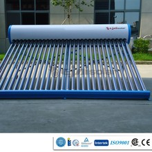 2015Best Quality and Low Price CE ISO CCC Patent integrative non pressure solar water heater for Home & Business(300litre)