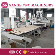 Hot sale!China automatic cnc router with loading and unloading sytem for furniture