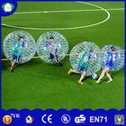2014 0.8/1.0mm Divertido PVC / TPU amigo pára-choque bola para o adulto, pára-choque bola inflável