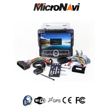 """8"""" Capactive HD Touchscreen Car DVD Player for Hyundai Sonata 8 with GPS Navigation System"""