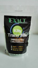 Biodegradable airsoft tracer bb bullet 6mm 0.20g