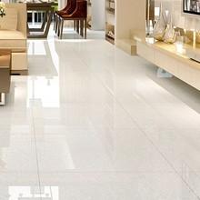 Polycrystalline White Polished Porcelain Floor Tiles