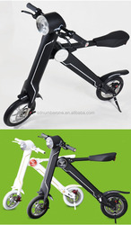 Original Manufacturer Pocket electric Bikes/folding Motorcycle /Electric bicycle with 25km /h speed