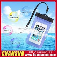 Hot selling mobile phone universal waterproof bag