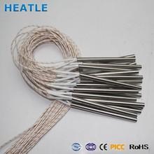 Industrial high density Cartridge Heater/micro cartridge heater/customized electric heating element