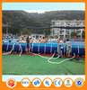2015 summer Children favorite entertainment and games customized adult size inflatable pool