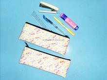 Factory Price Eva Foam Neoprene Fancy pencil bag pencil case