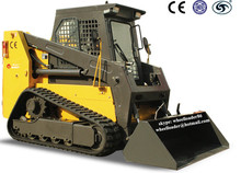 1500kg earthmoving machine China cheap skid steer for sale